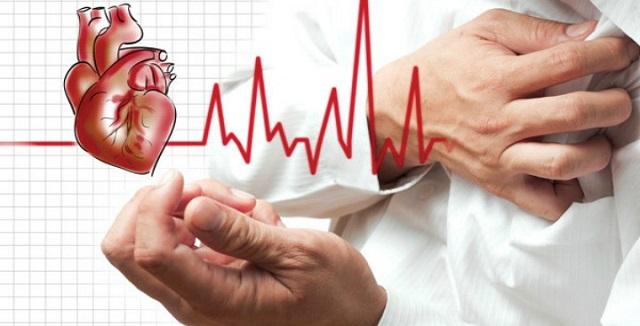 Tăng nguy cơ bị các bệnh về tim mạch