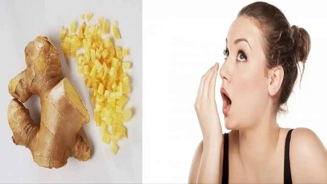 Gừng và tỏi là hai nguyên liệu giúp đánh bay cơn đau sâu răng